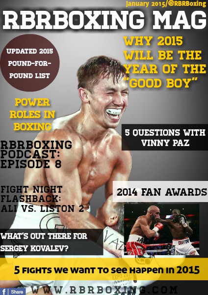 Issue 1 - January 2015