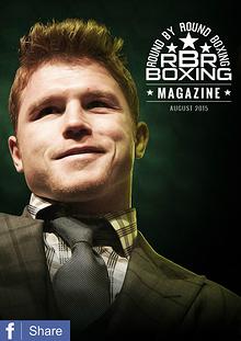 RBRBoxing Magazine - Slim Edition