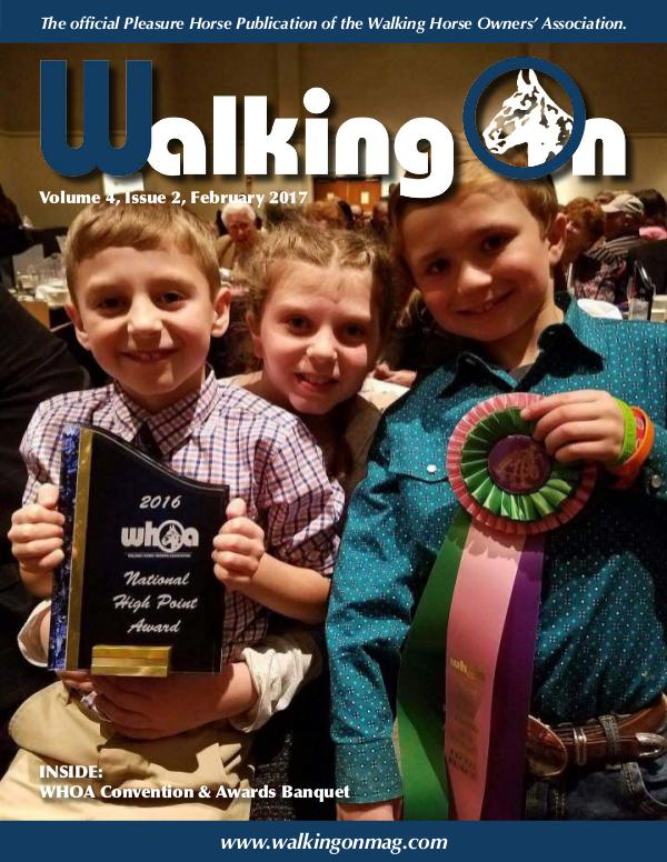 Walking On Volume 4, Issue 2, February 2017