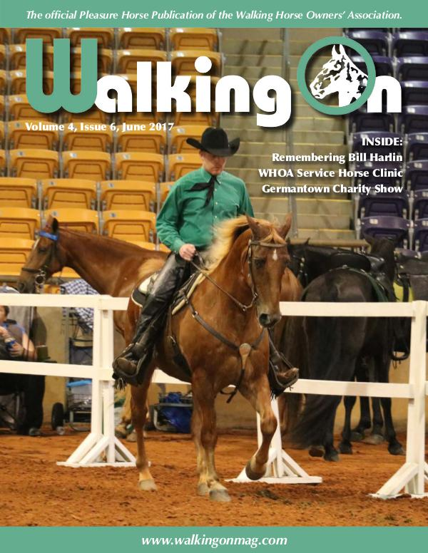 Walking On Volume 4, Issue 6, June 2017