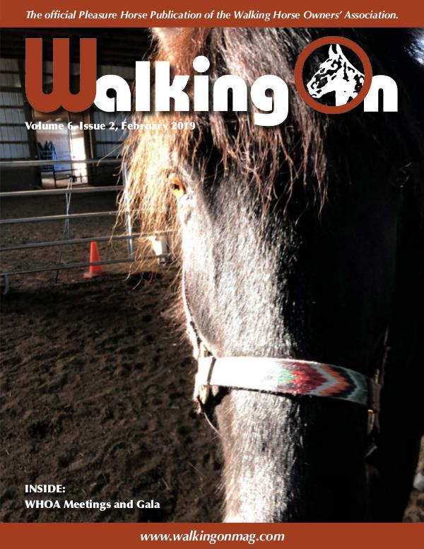 Walking On Volume 6, Issue 2, February 2019