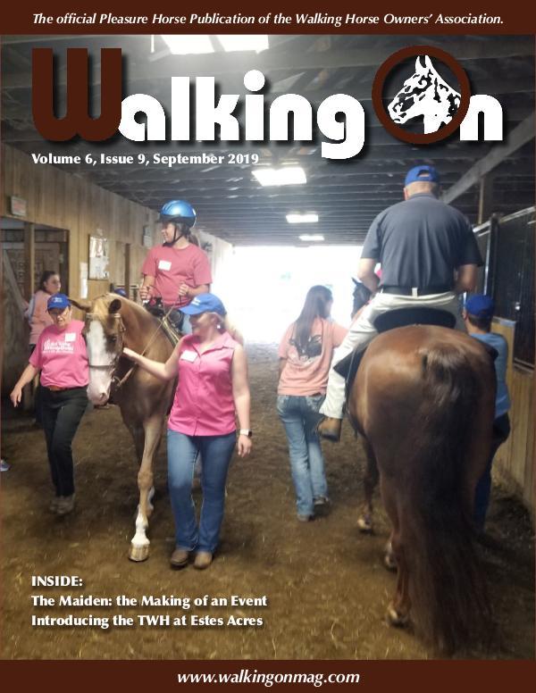 Walking On Volume 6, Issue 9, September 2019