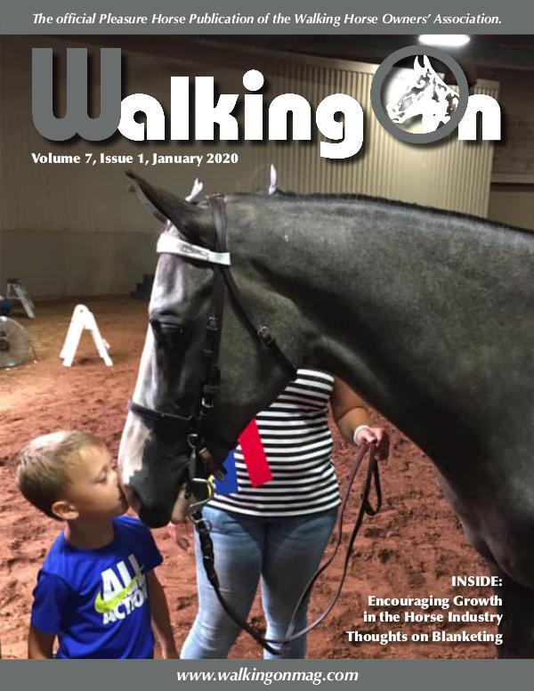 Walking On Volume 7, Issue 1, January 2020