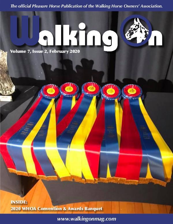 Walking On Volume 7, Issue 2, February 2020