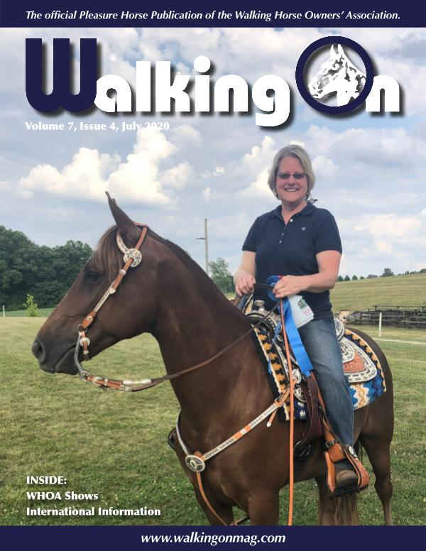 Walking On Volume 7, Issue 4, July 2020