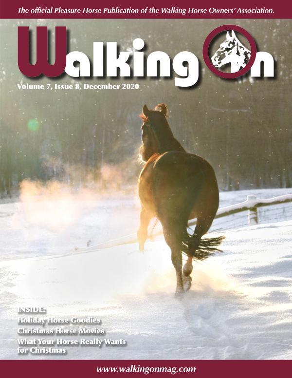 Walking On, Volume 7, Issue 8, December 2020