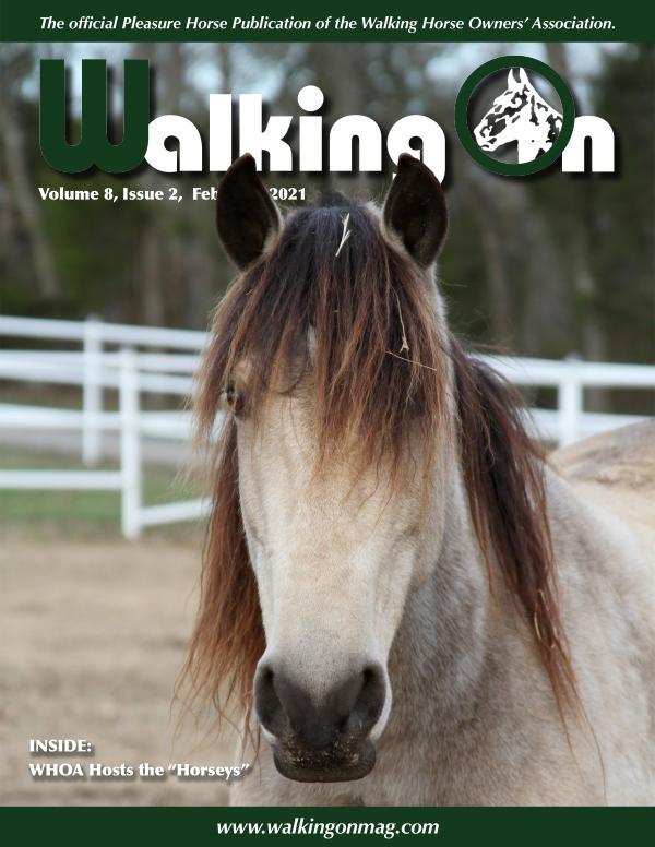 Walking On, Volume 8, Issue 2, February 2021