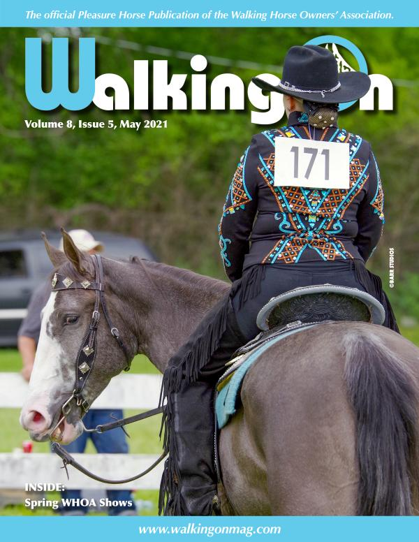 Walking On, Volume 8, Issue 5, May 2021