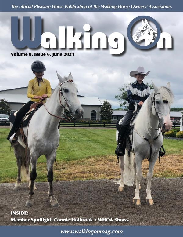 Walking On, Volume 8, Issue 6, June 2021