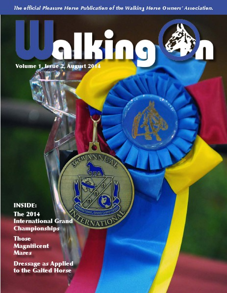 Walking On Volume 1, Issue 2, August, 2014