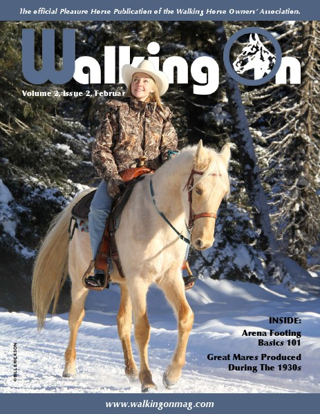 Walking On Volume 2, Issue 2, February 2015