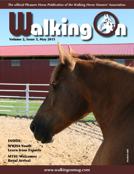 Walking On Volume 2, Issue 5, May 2015