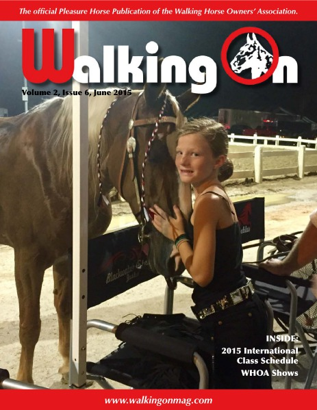 Walking On Volume 2, Issue 6, June 2015