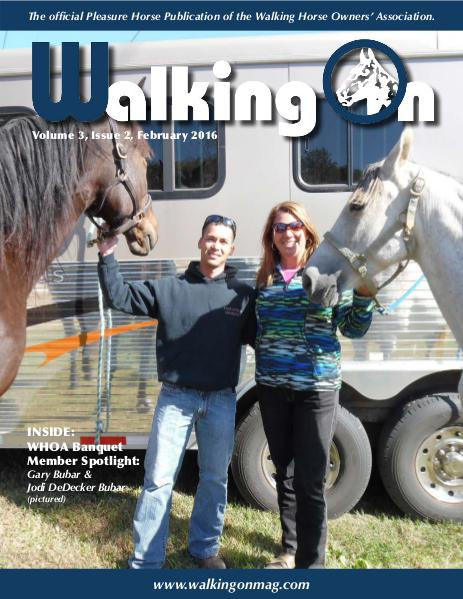Walking On Volume 3, Issue 2, February 2016