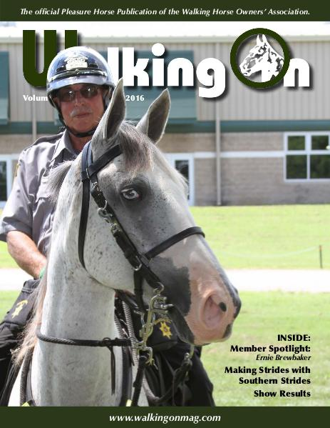 Walking On Volume 3, Issue 3, March 2016