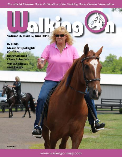 Walking On Volume 3, Issue 6, June 2016