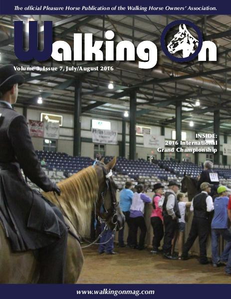 Walking On Volume 3, Issue 7, July/August 2016