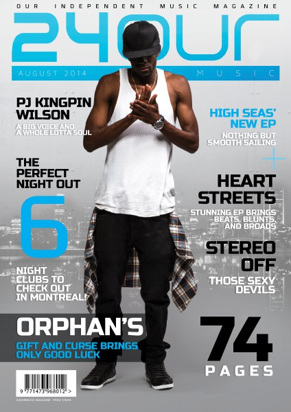24OurMusic Magazine August 2014
