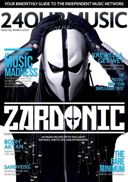 24OurMusic Magazine March 2014