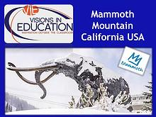 Mammoth Mountain Ski Resort, California USA