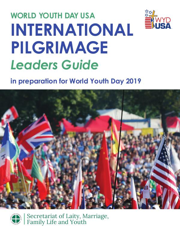 World Youth Day 2019 USA Leader Guides International Leader Guide