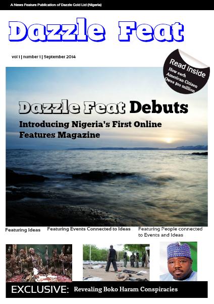 Dazzle Feat Vol 1 E1 Sep 2014