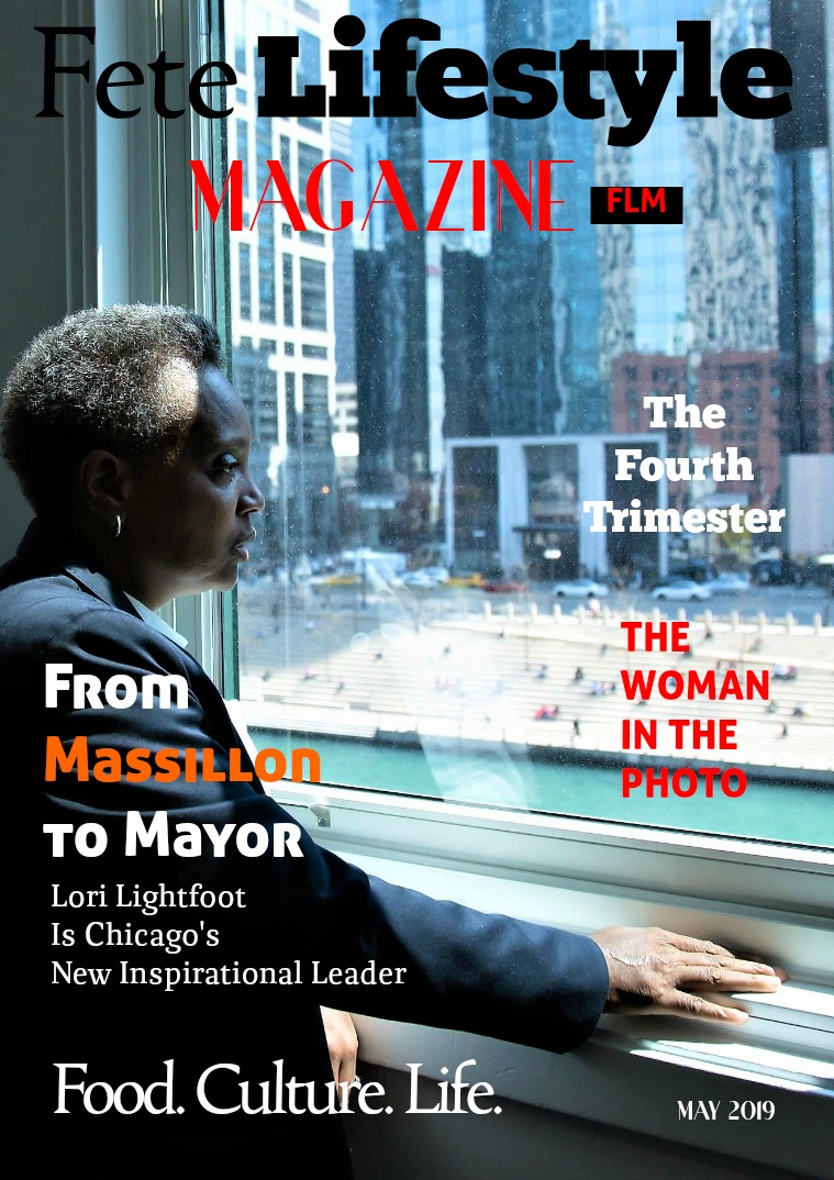 Fete Lifestyle Magazine May 2019 - Inspiring Women and Moms