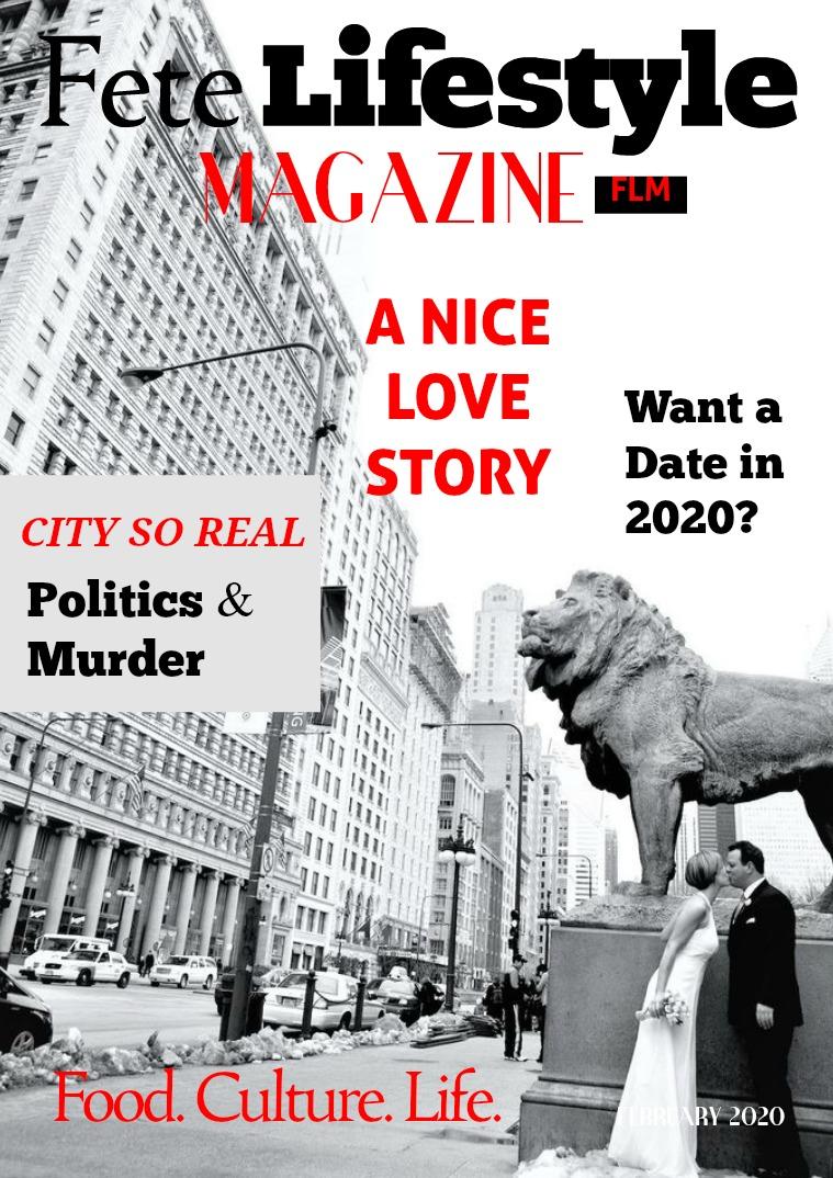 Fete Lifestyle Magazine February 2020 - The Relationship Issue