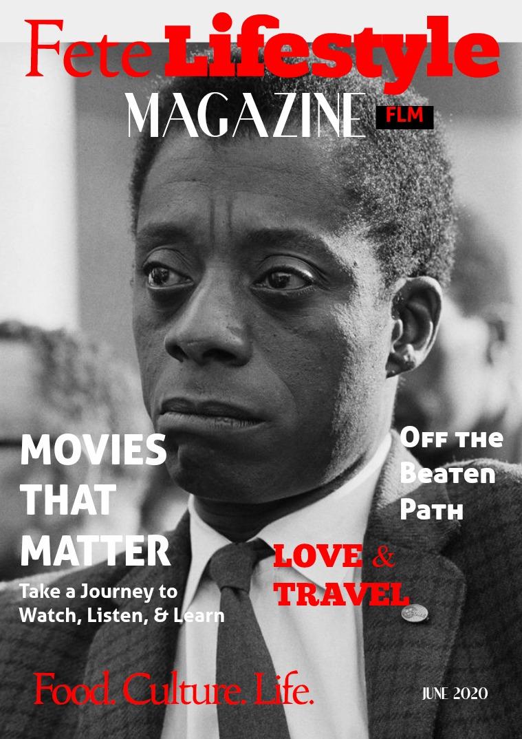 Fete Lifestyle Magazine June 2020 - Travel Issue