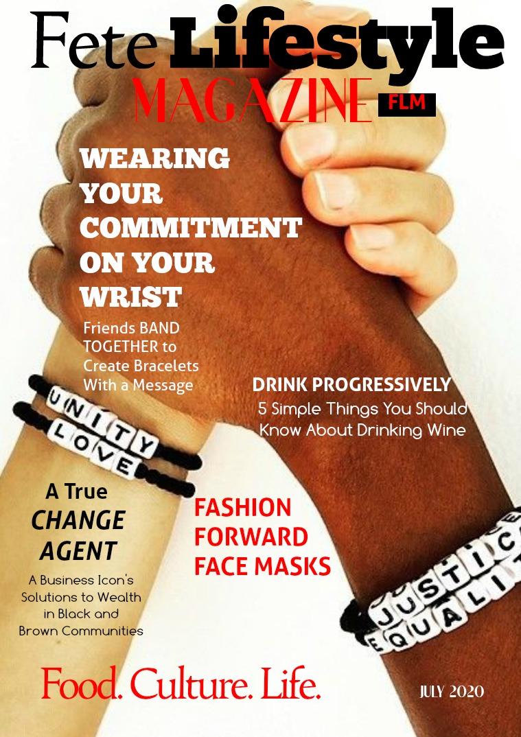 Fete Lifestyle Magazine July 2020 - Lifestyle Trends