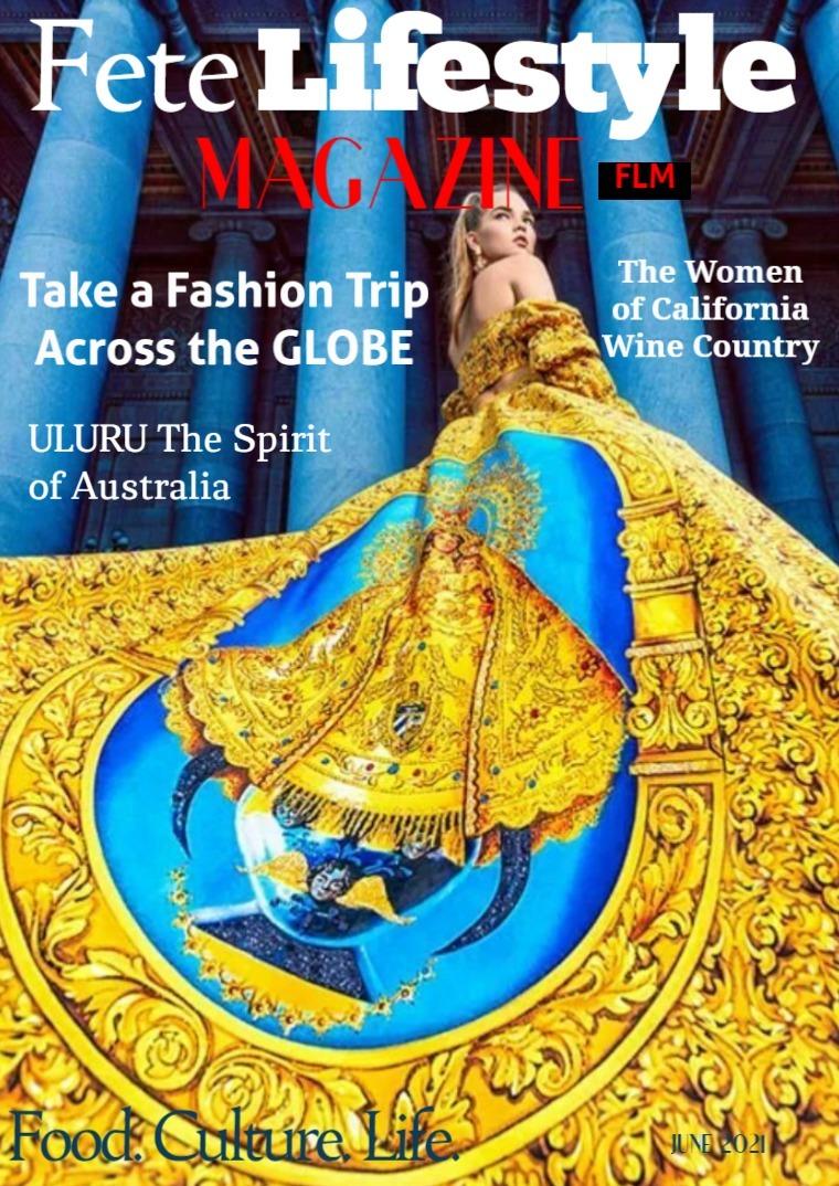Fete Lifestyle Magazine June 2021 - Travel Issue