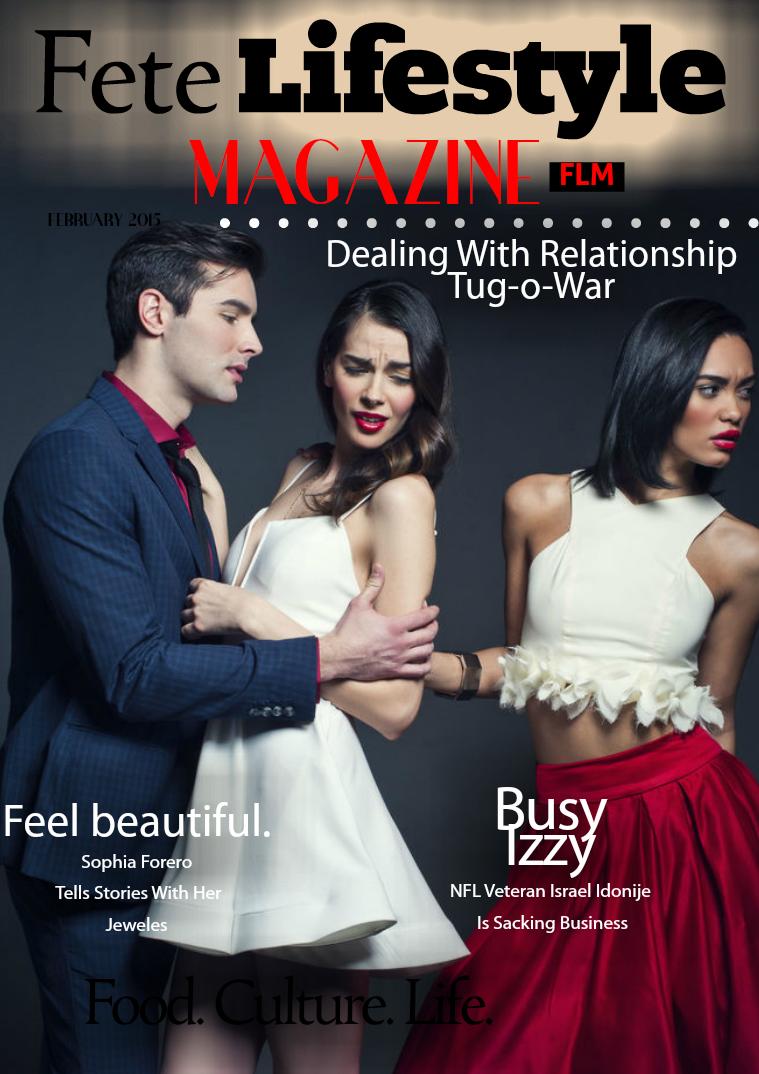 Fete Lifestyle Magazine February 2015