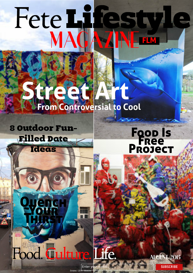Fete Lifestyle Magazine August 2015