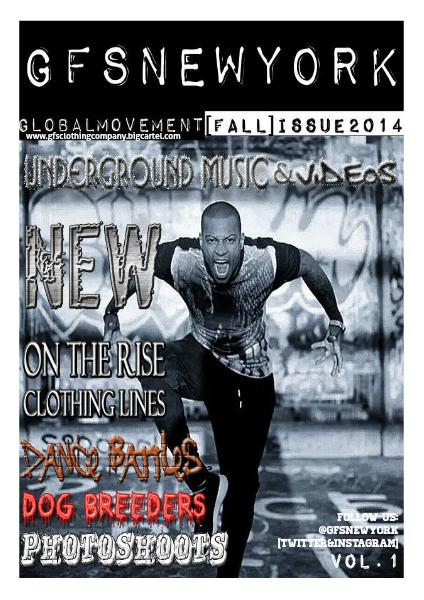 GFS [Fall] Issue 2014 Vol.1 GFS[Fall] Issue 2014 Vol.1
