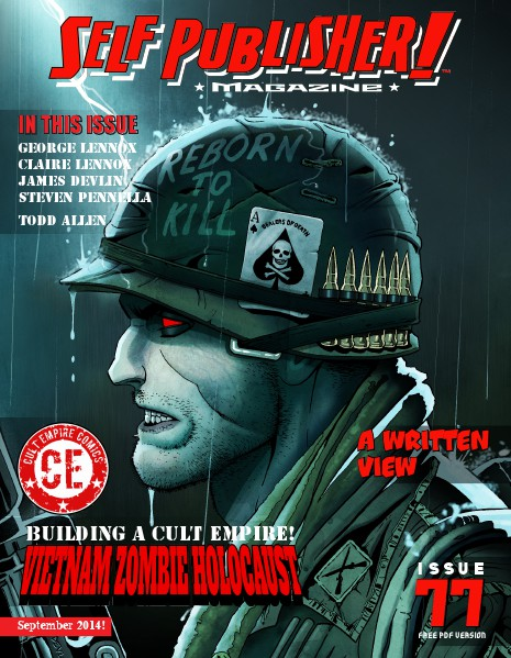 Self-Publisher Magazine #77 Sep. 2014
