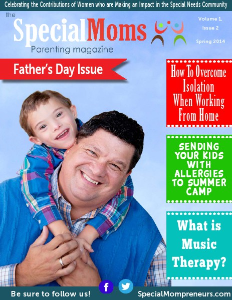The SpecialMoms Parenting Magazine 2nd Issue