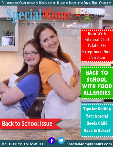 The SpecialMoms Parenting Magazine 3rd Issue