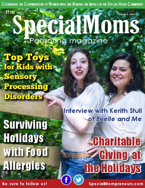 The SpecialMoms Parenting Magazine 4th Issue