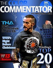 The Color Commentator Magazine