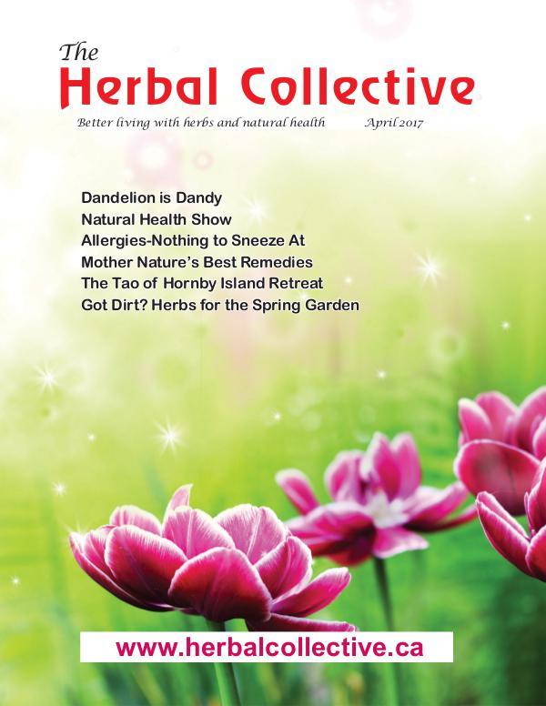 The Herbal Collective The Herbal Collective April'17
