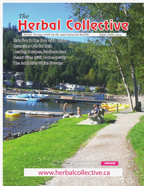 The Herbal Collective JuneJuly14