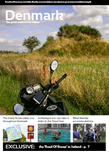 Denmark - The great outdoors for bikers! Spring 2013