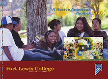 Fort Lewis College View Book: Native American