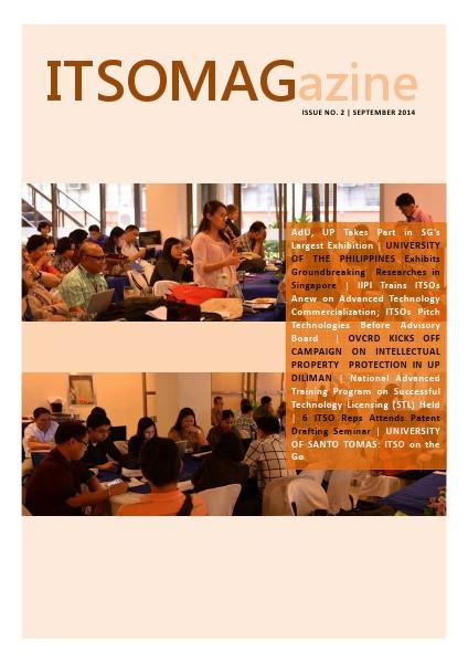 ITSOMagazine Sept 2014