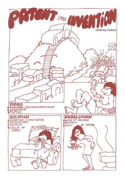IP Comics