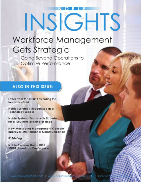Noble Insights June 2015