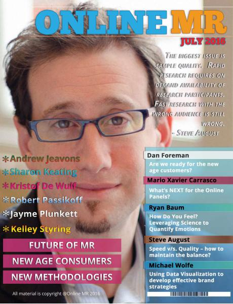 Online MR Magazine July Edition 2016