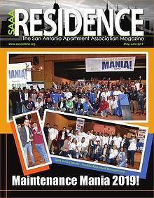 SAAA MAY/JUNE 2019 RESIDENCE MAGAZINE