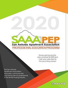 2020 Professional Education Program