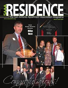 SAAA March/April 2020 Residence Magazine